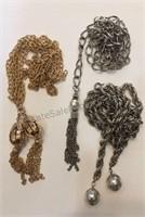 Lot of Fashion Chain Belts