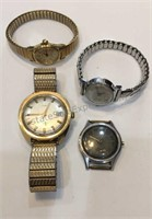 Lot of Watches Not Running