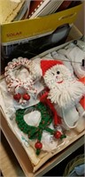 Christmas Ornaments and Place mats