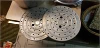 Cast Aluminum Pressure Cooker Canner