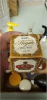 Vintage Perfume and Creme Bottles