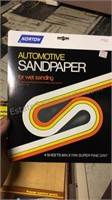 Lot of Sand Paper