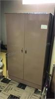 Metal Cabinet In Basement Buyer Must Remove