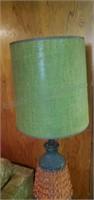 Vintage Lamp w/ 2 Shades