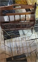 Magazine / Newspaper Racks (2)
