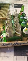 Vintage Glass Soda/Pop Bottles
