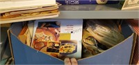 Cookbooks, Recipe Clippings, & More