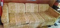 Vintage Sears Sleeper Sofa