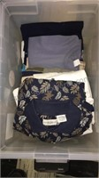 Tote of Collared Shirts