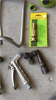 Lot of Sprinklers & Hose Nozzles
