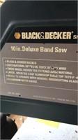 Black & Decker Wood Band Saw
