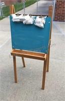 Folding Chalk  Board