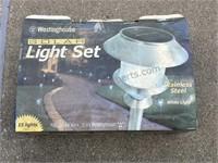 Set of Outdoor Solar Lights