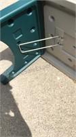 Folding Plastic Table