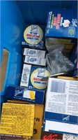 Lot of Canning Rings, Lids & More