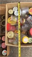 Lot of Used  Jars