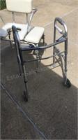 Handicapped Walker & Shower Seat