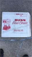 Bunn Coffee Maker (No  Pot)