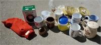 Misc Mugs & More Lot
