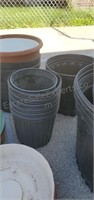 Plastic Pot Lot
