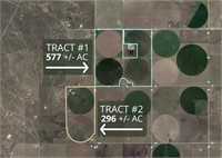 TEXAS COUNTY, GOODWELL, OK * 873 +/- IRRIGATED ACRES