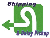 Shipping And Delayed Pickup Information
