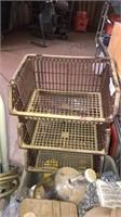 Litter Boxes, Shop Storage Etc...