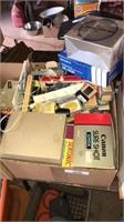 Vintage Camera Item Boxes