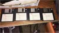 Mini Floppy Disks