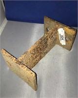 Antique Iron Bracket