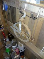 Pulley And Lever System