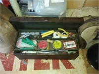 Tool Box With Content