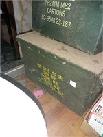 Military Boxes