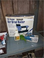 Air Nailer And Other Items