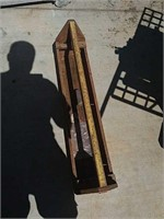 Wood Tool Carrier