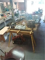 Home Made Work Table