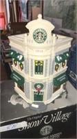 Starbucks Department 56