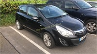 Cars, Vans & Commercials - ONLINE Auction - Wed 12th Aug