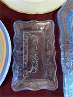 11 - HUGE LOT OF MIXED PLATES - SEE PICS