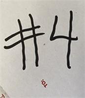 788 - LOT OF 3 DESIGNER JACKETS (4) MED & LG