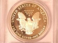 1992 American Eagle, Silver 1 Dollar Proof