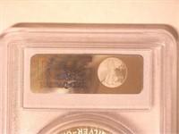 1997 American Eagle, Silver 1 Dollar Proof