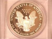 1988 American Eagle, Silver 1 Dollar Proof