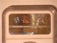 1997 American Eagle, Silver 1 Dollar