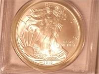 2010 American Eagle, Silver 1 Dollar