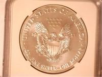 2016 American Eagle, Silver 1 Dollar