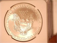 2011 American Eagle, Silver 1 Dollar