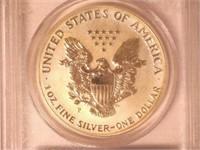 2006 American Eagle, Silver 1 Dollar Reverse Proof