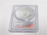 2008 American Eagle, Silver 1 Dollar