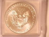 2019 American Eagle, Silver 1 Dollar